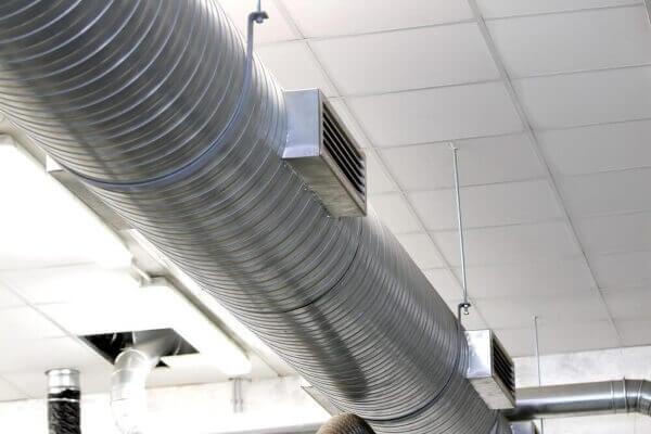 очистка систем вентиляции Санкт-Петербурга